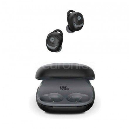 Auriculares SPC True Wireless Ebon - Preto