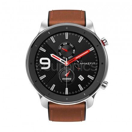 Smartwatch Amazfit Gtr Stainless Steel - W1902TY2N