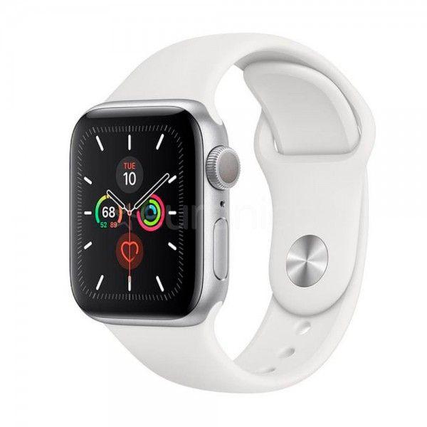 Apple Watch Series 5 Gps, 40Mm (Silver)