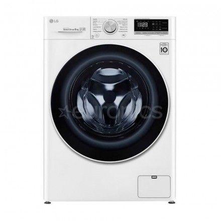 Máquina Lavar Roupa LG F4WN408N0
