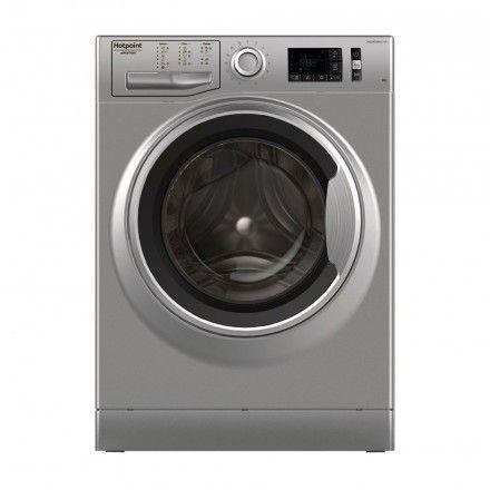 Máquina de lavar roupa Hotpoint NM11 825 SS A EU