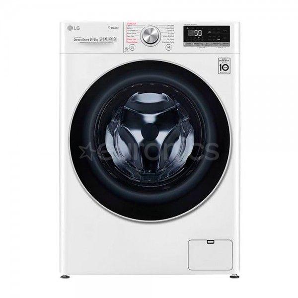 Máquina de lavar e secar roupa LG F4DV709H1