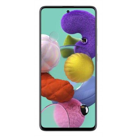 Smartphone Samsung Galaxy A51 (Branco) 128 GB