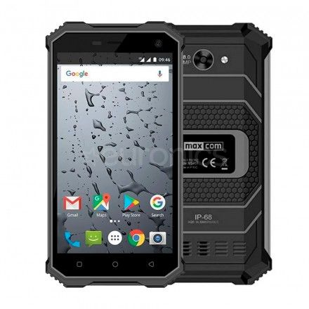 Smartphone Maxcom Smart Strong MS457 BlackGrey