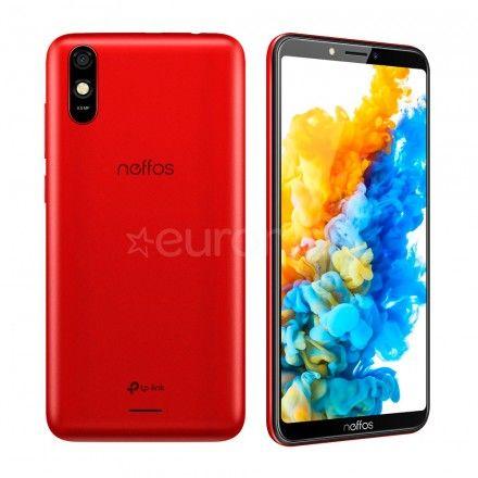 Smartphone TP-LINK NEFFOS C7S (Vermelho)