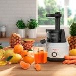 Slow Juicer Moulinex Juiceo ZU150110
