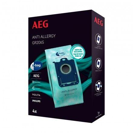 Saco de Aspirador AEG GR206S