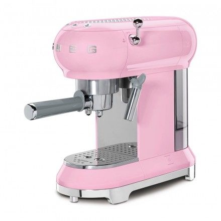 Máquina de café Smeg ECF01PKEU
