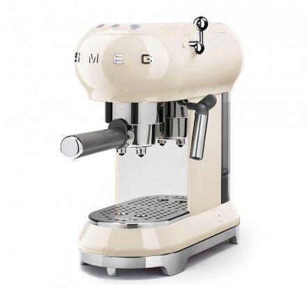 Máquina de café Smeg ECF01CREU