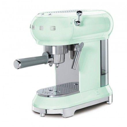 Máquina de café Smeg ECF01PGEU