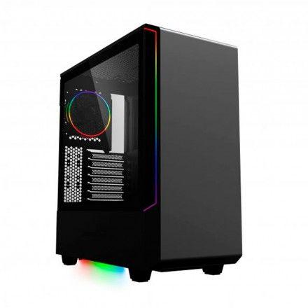 Caixa para computador CoolBox DeepVision A-RGB