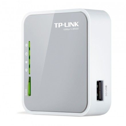 Routers sem fios TP-LINK TL-MR3020