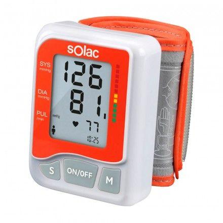 Medidor de Tensão Arterial Solac Te7800