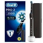 Escova de dentes Oral-B Pro 2 2500 Black Edition
