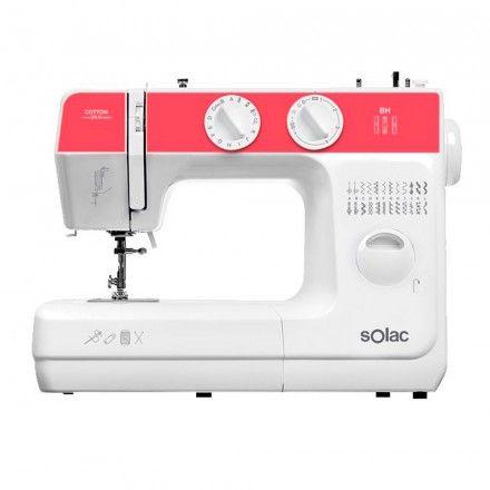 Máquina de costura Solac SW8240