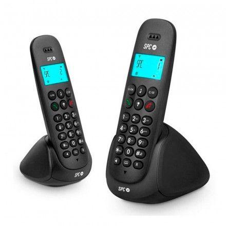 SPC Telefone Art Duo Preto