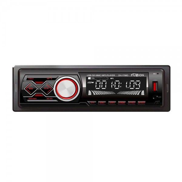 Auto-Rádio Tech Fuzzion DH1788D