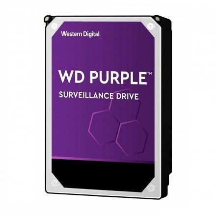 Disco rígido Western Digital Purple 8 TB