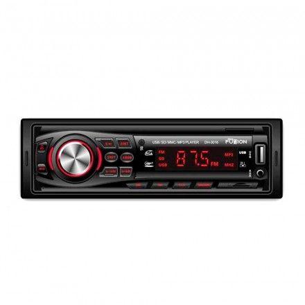 Auto Rádio Tech Fuzzion DH3016