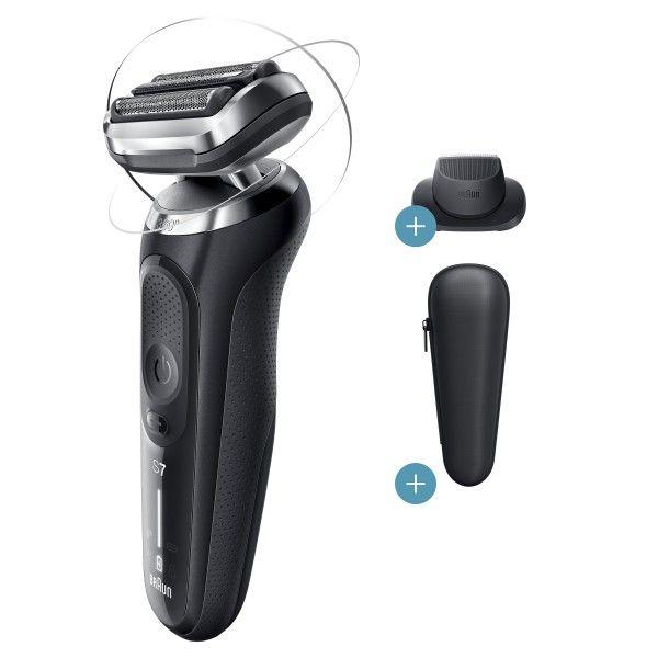 Máquina de Barbear BRAUN 70-N1200S 360