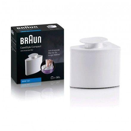 Filtro anti-calcário Braun BRSF001
