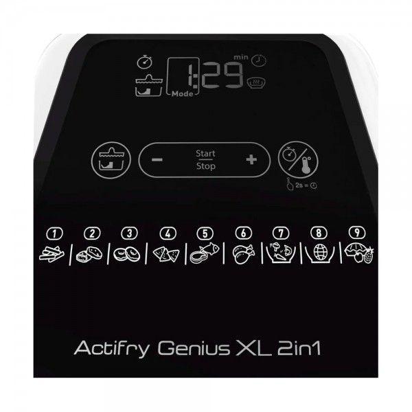 Fritadeira Tefal ActiFry Genius XL 2 em 1