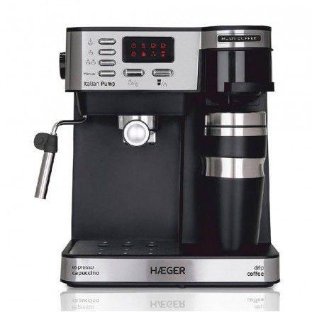 Máquina de café Haeger Multi Coffe CM-145.008A