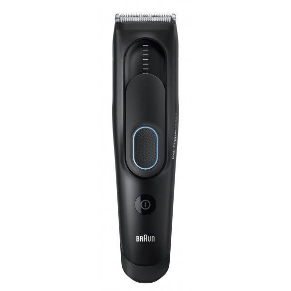 Aparador de Cabelo Braun HairClipper HC 5010