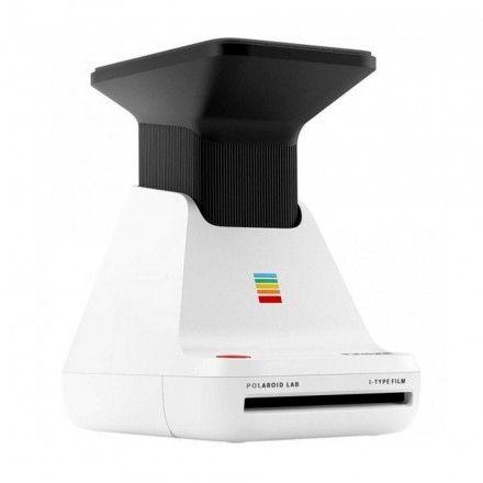Polaroid Lab - White
