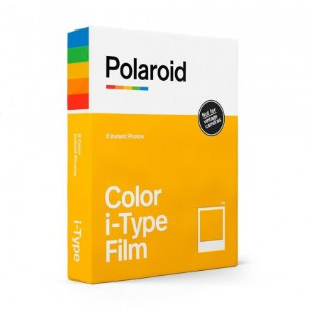 Polaroid Color Film for i-Type