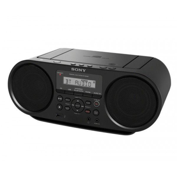 Rádio Boombox Sony ZS-RS60BT