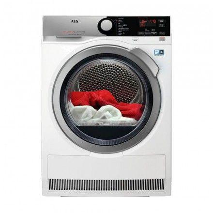Máquina de secar roupa AEG T8DEE862