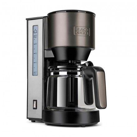 Cafeteira Black & Decker BXCO870E