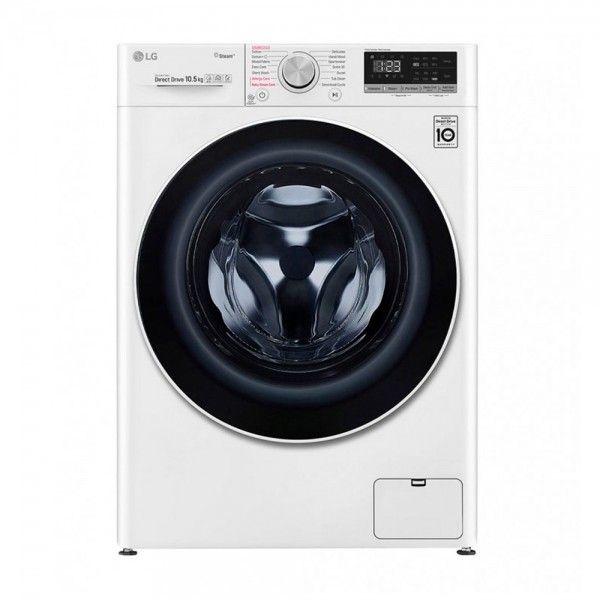 Máquina de lavar roupa LG F4WV5010S0W