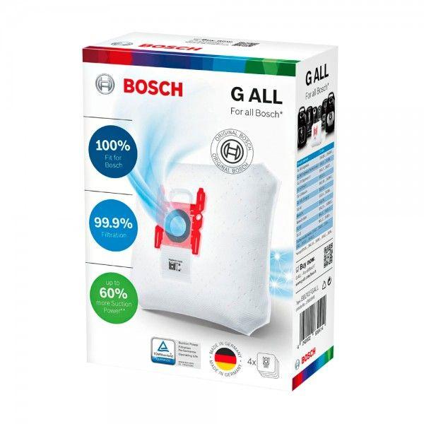 Sacos para aspirador Bosch BBZ41FGALL