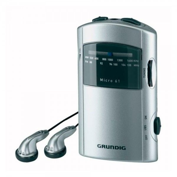 Rádio Grundig Micro 61
