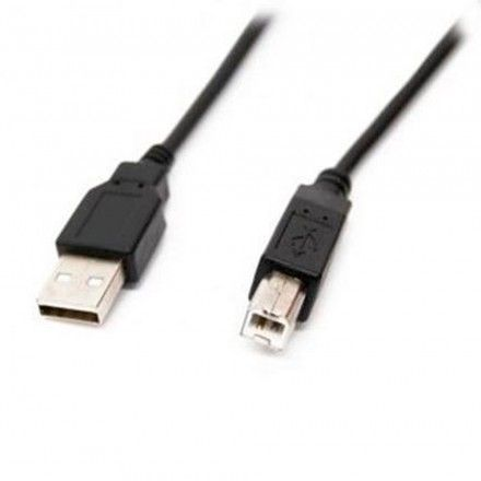 Cabo USB 2.0 AM/BM p/ impressora Tech Fuzzion 2m