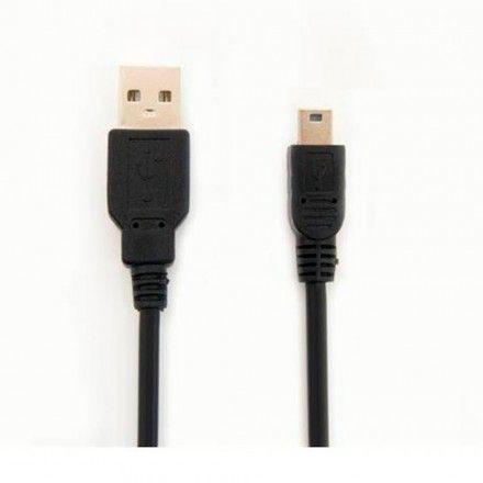Cabo USB 2.0 Mini Tech Fuzzion 0.5m