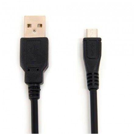Cabo micro USB 2.0 Tech Fuzzion 0.5m