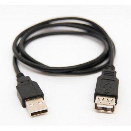 Cabo USB 2.0 AM-AF Tech Fuzzion 2m