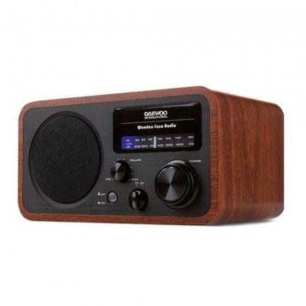 Rádio Daewoo DRP-134 Wood