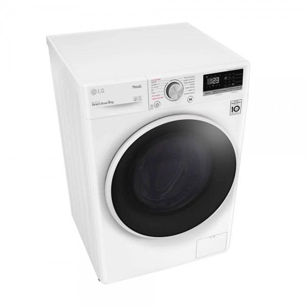 Máquina de Lavar Roupa LG F4WT409PTE