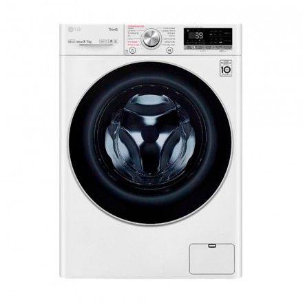 Máquina de Lavar e Secar Roupa LG F4DV7009S1W
