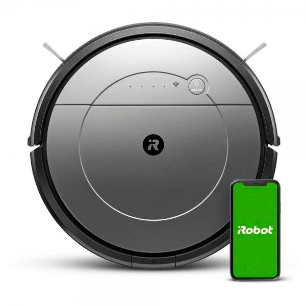 Aspirador Robô iRobot Roomba Combo 1138