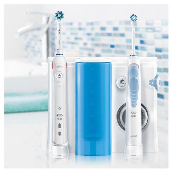 Centro Dental Oral-B Oxyjet +5000