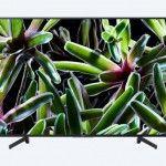 """TV LED 55"""" Sony XG7096"""