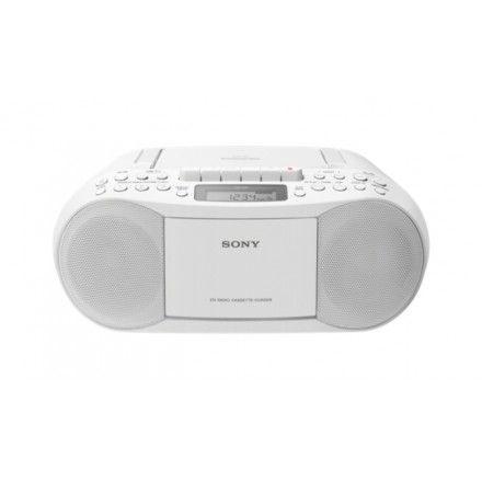 Rádio Boombox Sony CFDS70W