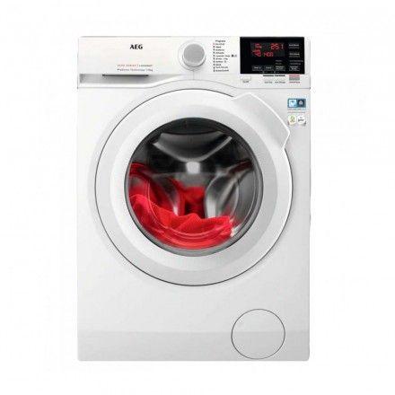 Máquina de lavar roupa AEG L6FBG141P