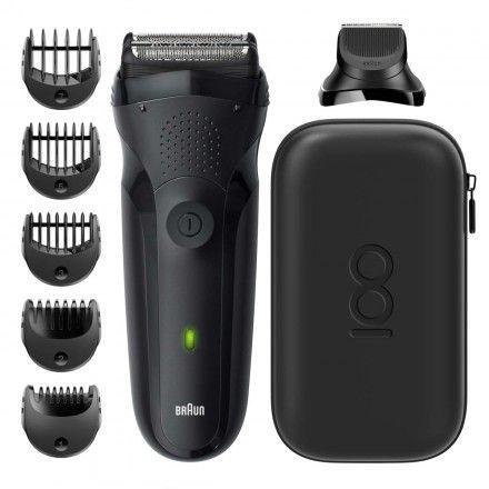 Máquina de barbear Braun Max S3 (300BT)