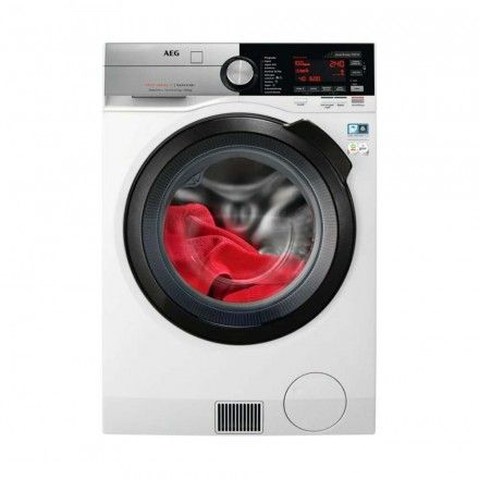 Máquina de lavar e secar Roupa AEG L9WEC163C